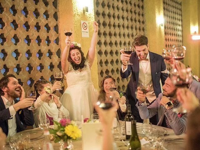 Il matrimonio di Vittorio e Giovanna Andrea a Busseto, Parma 113