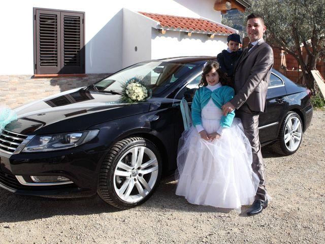 Il matrimonio di Andrea e Grazia a Acquedolci, Messina 4