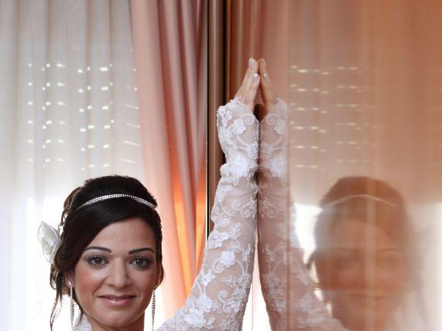 Il matrimonio di Andrea e Grazia a Acquedolci, Messina 8