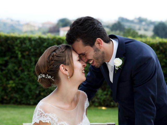 Il matrimonio di Fabrizio e Milena a Mosciano Sant'Angelo, Teramo 3