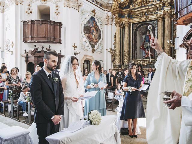 Il matrimonio di Giusy e Alessandro a Rende, Cosenza 28