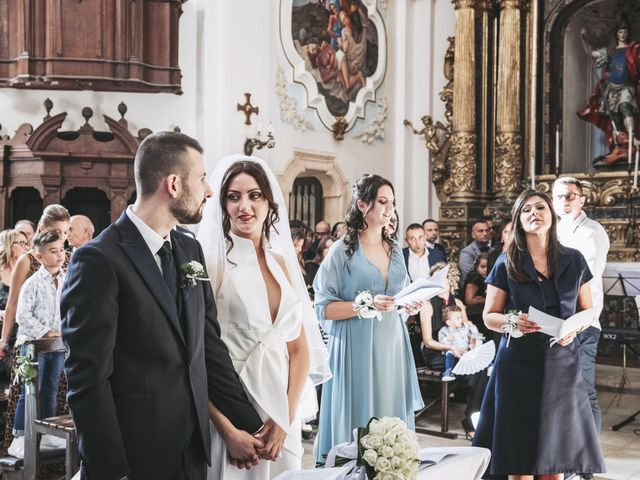 Il matrimonio di Giusy e Alessandro a Rende, Cosenza 29
