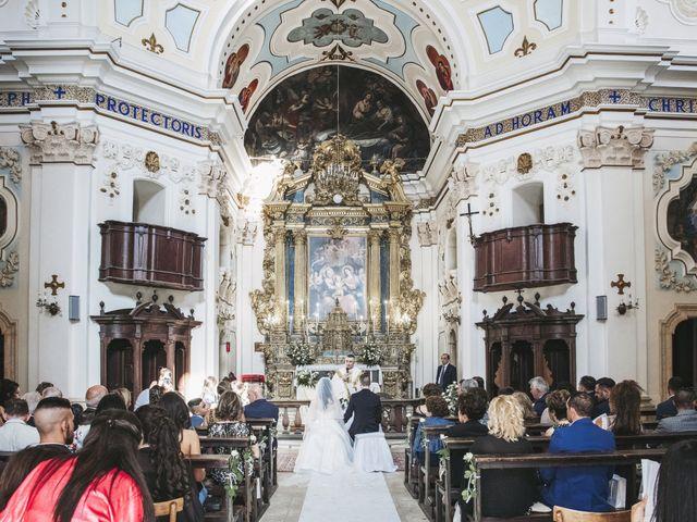 Il matrimonio di Giusy e Alessandro a Rende, Cosenza 31