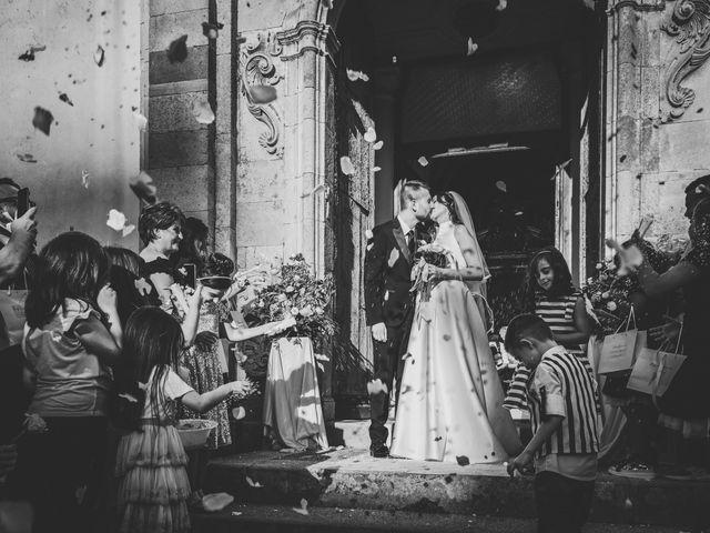 Il matrimonio di Giusy e Alessandro a Rende, Cosenza 33