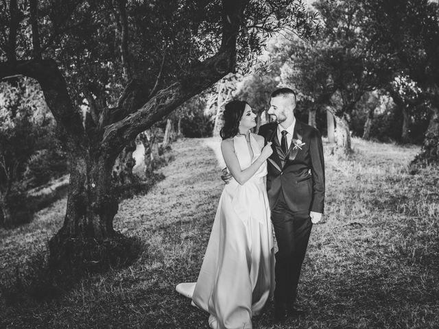 Il matrimonio di Giusy e Alessandro a Rende, Cosenza 38