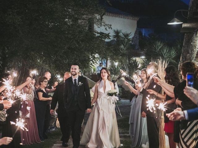 Il matrimonio di Giusy e Alessandro a Rende, Cosenza 45