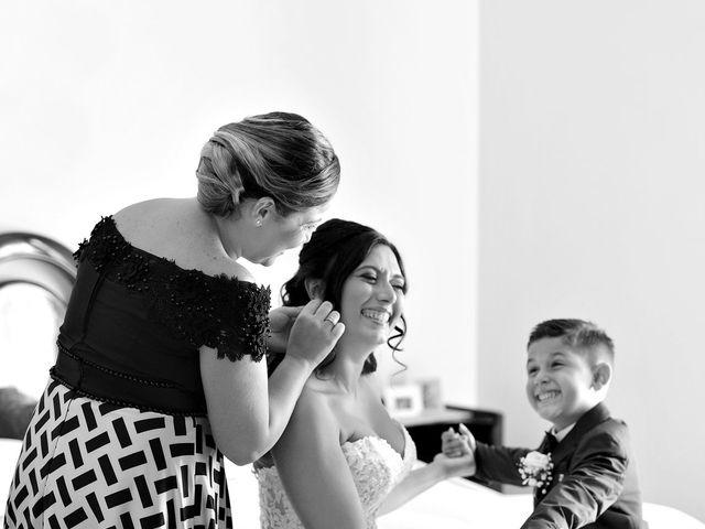 Il matrimonio di Giovanni e Cristina a Francavilla Fontana, Brindisi 11