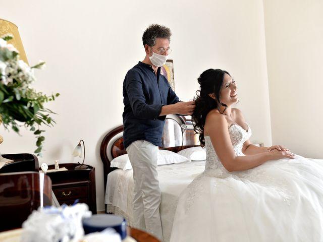 Il matrimonio di Giovanni e Cristina a Francavilla Fontana, Brindisi 12