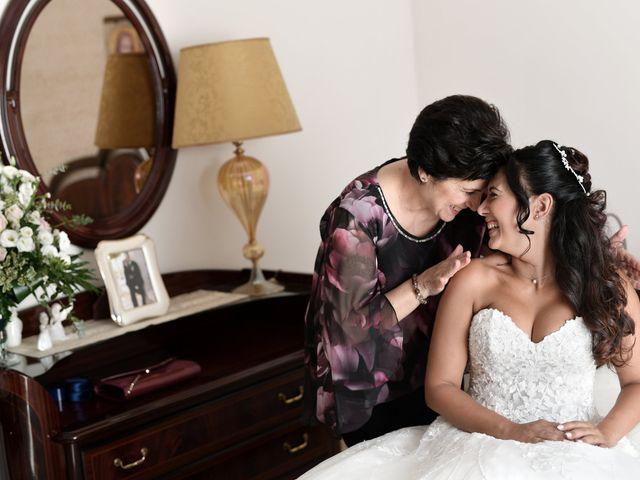Il matrimonio di Giovanni e Cristina a Francavilla Fontana, Brindisi 13