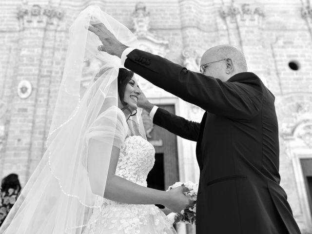 Il matrimonio di Giovanni e Cristina a Francavilla Fontana, Brindisi 18