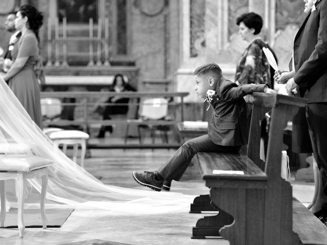 Il matrimonio di Giovanni e Cristina a Francavilla Fontana, Brindisi 20