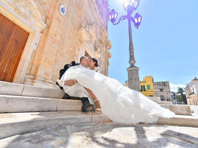 Il matrimonio di Giovanni e Cristina a Francavilla Fontana, Brindisi 23