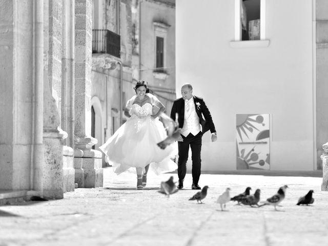 Il matrimonio di Giovanni e Cristina a Francavilla Fontana, Brindisi 24