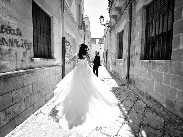 Il matrimonio di Giovanni e Cristina a Francavilla Fontana, Brindisi 27