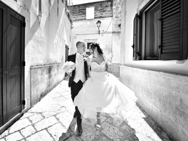 Il matrimonio di Giovanni e Cristina a Francavilla Fontana, Brindisi 1