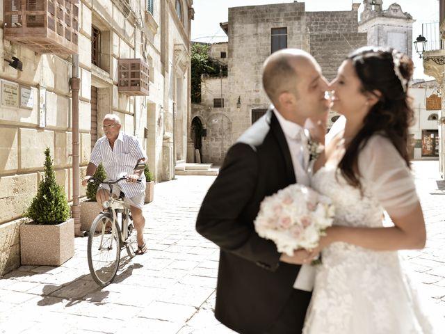 Il matrimonio di Giovanni e Cristina a Francavilla Fontana, Brindisi 28