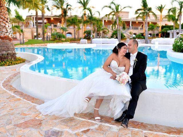 Il matrimonio di Giovanni e Cristina a Francavilla Fontana, Brindisi 34
