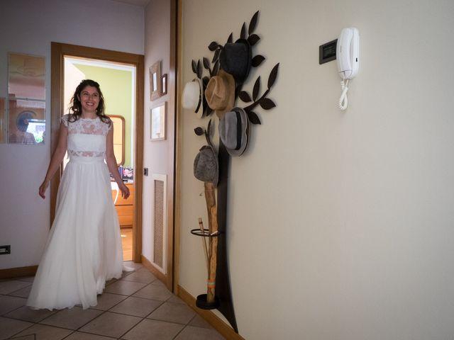 Il matrimonio di Sam e Giulia a Riva di Solto, Bergamo 7