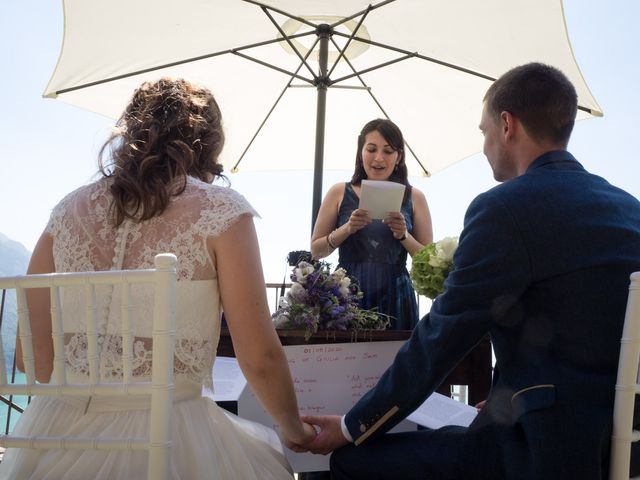 Il matrimonio di Sam e Giulia a Riva di Solto, Bergamo 13