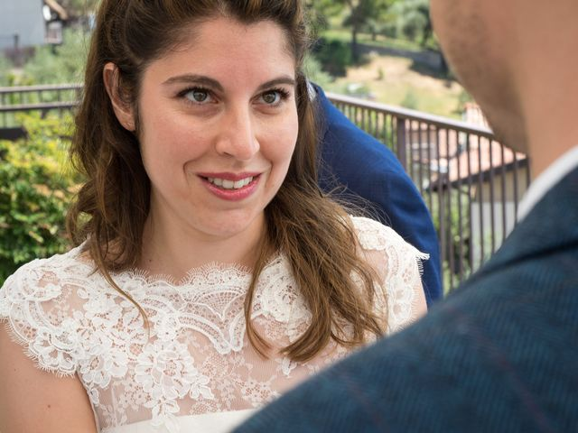 Il matrimonio di Sam e Giulia a Riva di Solto, Bergamo 14
