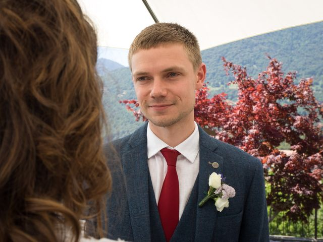 Il matrimonio di Sam e Giulia a Riva di Solto, Bergamo 15