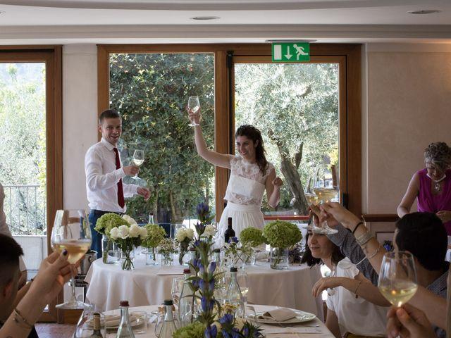 Il matrimonio di Sam e Giulia a Riva di Solto, Bergamo 17
