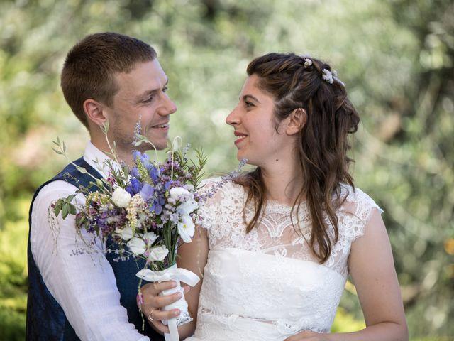 Il matrimonio di Sam e Giulia a Riva di Solto, Bergamo 2