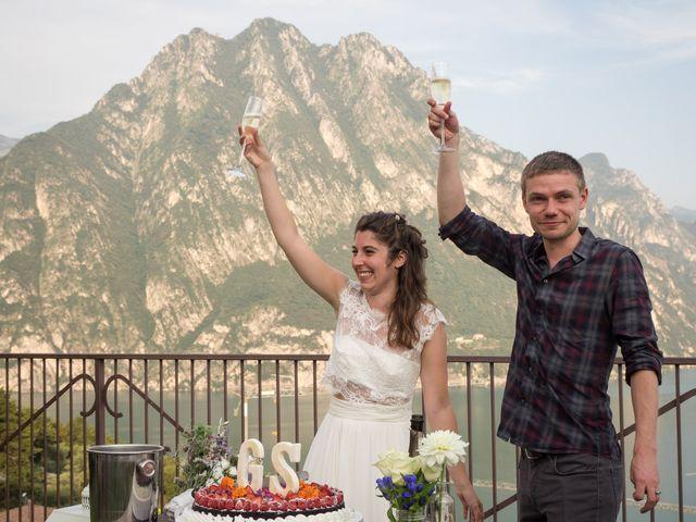 Le nozze di Giulia e Sam