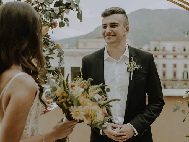 Il matrimonio di Yulia e Olexander a Palermo, Palermo 41