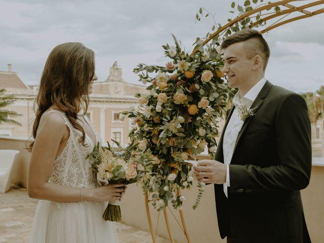 Il matrimonio di Yulia e Olexander a Palermo, Palermo 43