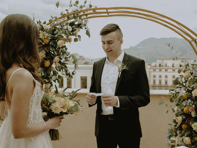Il matrimonio di Yulia e Olexander a Palermo, Palermo 44