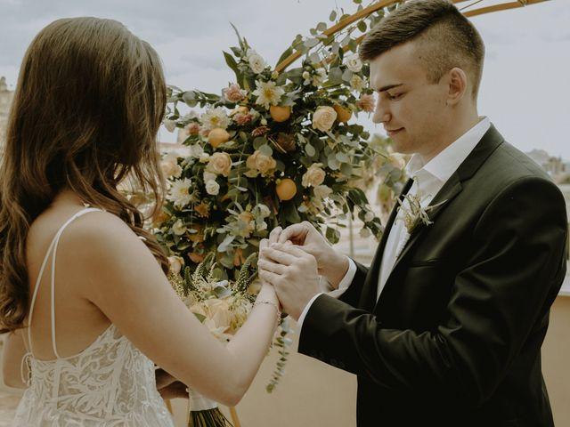 Il matrimonio di Yulia e Olexander a Palermo, Palermo 45