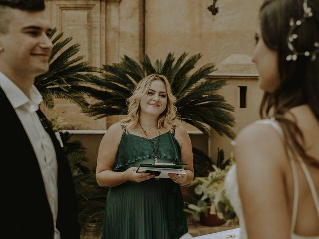 Il matrimonio di Yulia e Olexander a Palermo, Palermo 47