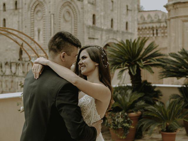 Il matrimonio di Yulia e Olexander a Palermo, Palermo 49