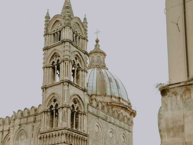Il matrimonio di Yulia e Olexander a Palermo, Palermo 51