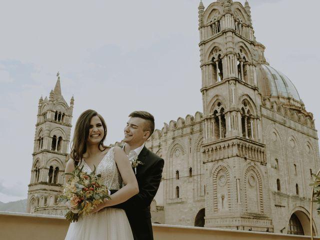 Il matrimonio di Yulia e Olexander a Palermo, Palermo 53