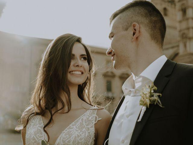 Il matrimonio di Yulia e Olexander a Palermo, Palermo 58