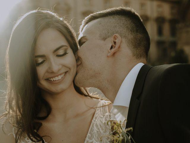 Il matrimonio di Yulia e Olexander a Palermo, Palermo 60