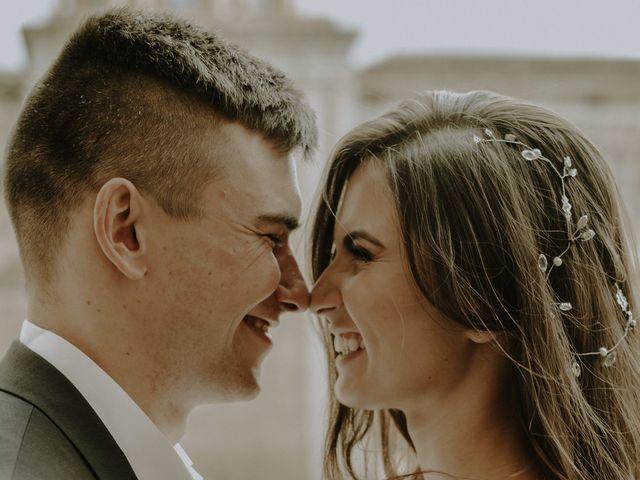 Il matrimonio di Yulia e Olexander a Palermo, Palermo 64