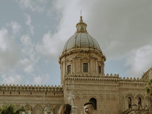Il matrimonio di Yulia e Olexander a Palermo, Palermo 68