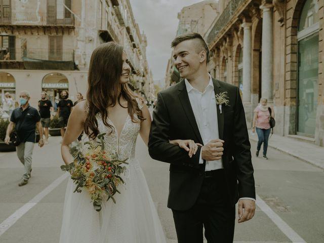 Il matrimonio di Yulia e Olexander a Palermo, Palermo 69