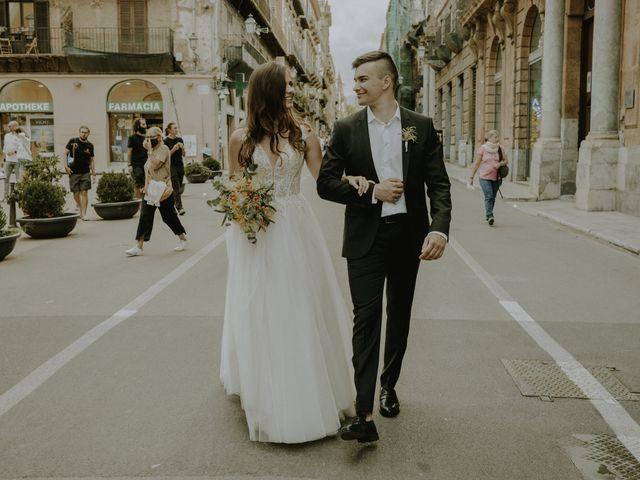 Il matrimonio di Yulia e Olexander a Palermo, Palermo 70