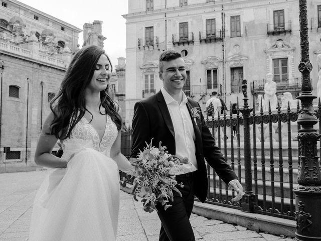Il matrimonio di Yulia e Olexander a Palermo, Palermo 72