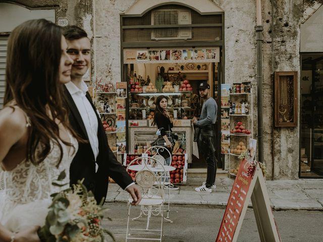 Il matrimonio di Yulia e Olexander a Palermo, Palermo 75