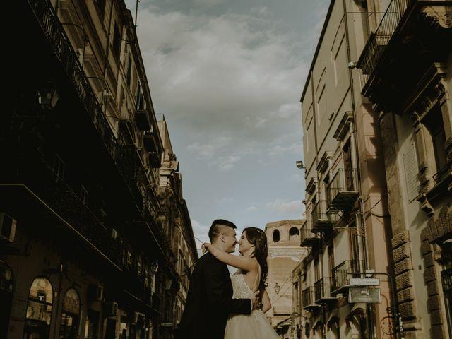 Il matrimonio di Yulia e Olexander a Palermo, Palermo 76