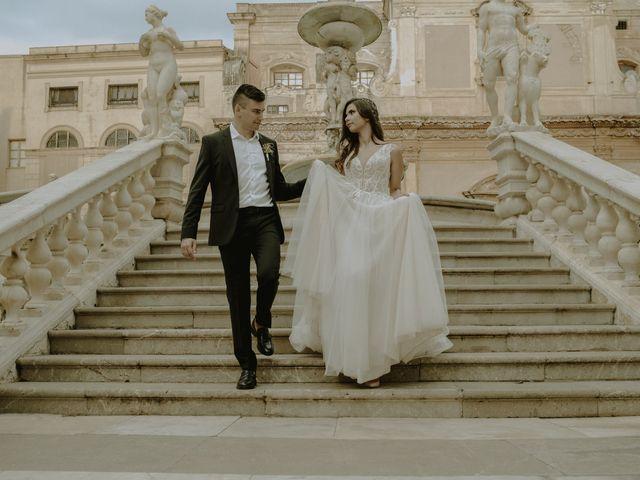 Il matrimonio di Yulia e Olexander a Palermo, Palermo 77