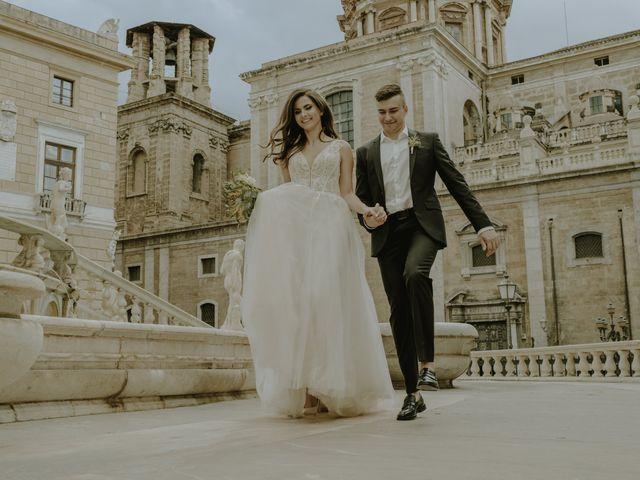 Il matrimonio di Yulia e Olexander a Palermo, Palermo 81