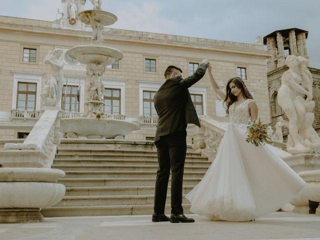 Il matrimonio di Yulia e Olexander a Palermo, Palermo 1