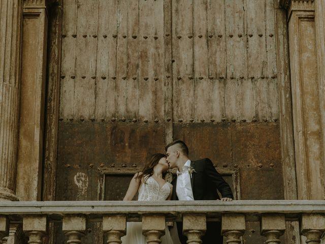 Il matrimonio di Yulia e Olexander a Palermo, Palermo 82