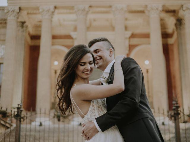 Il matrimonio di Yulia e Olexander a Palermo, Palermo 90